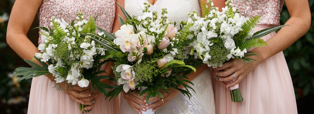 japonica wedding flowers