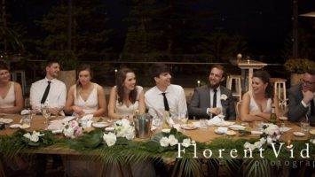 northern beaches wedding florist manly