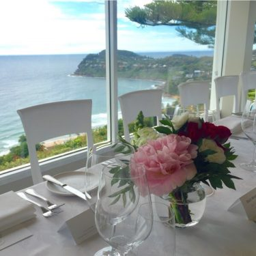 jonahs whale beach wedding florist